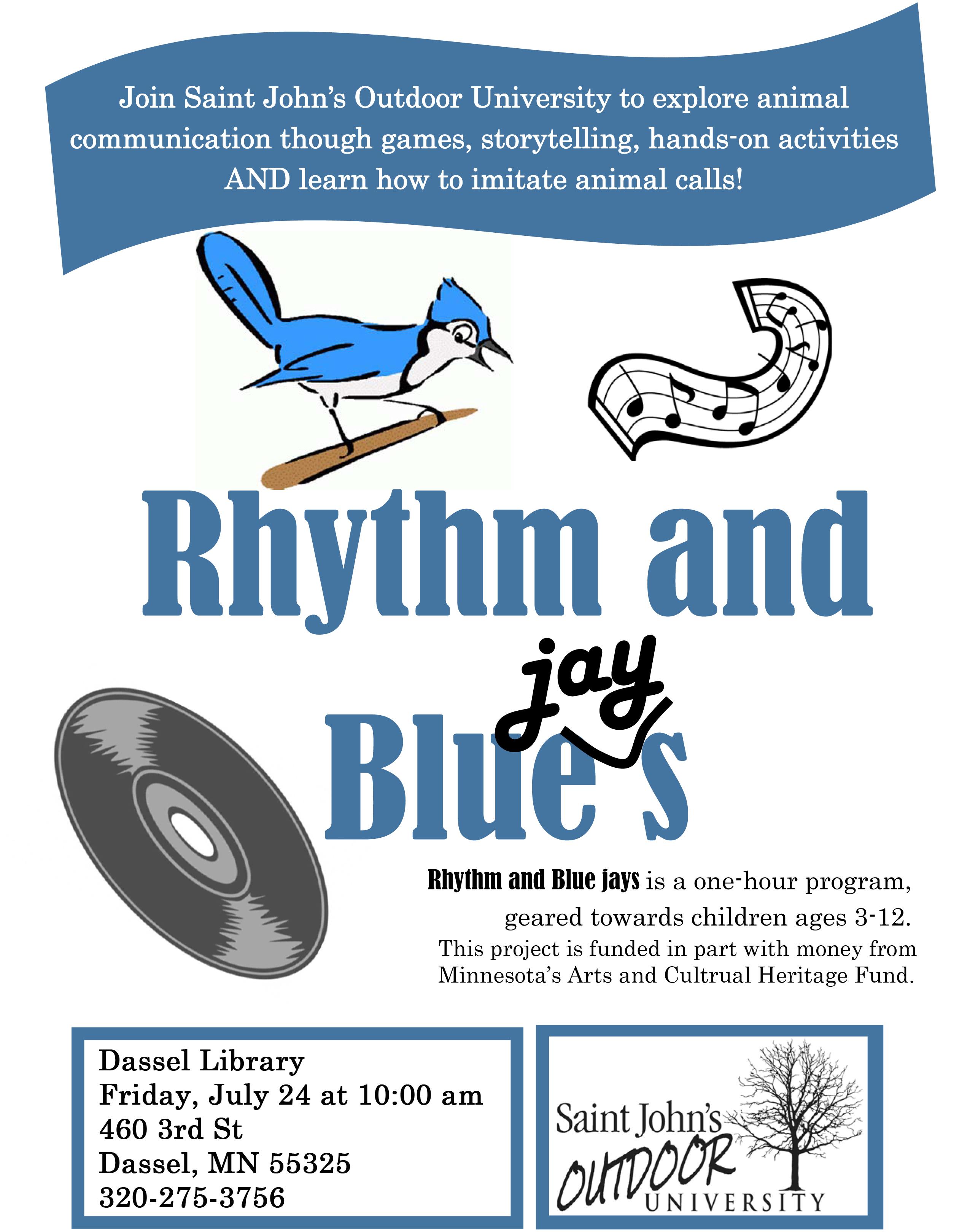 rhythm & blue(jay)s info flyer.pub