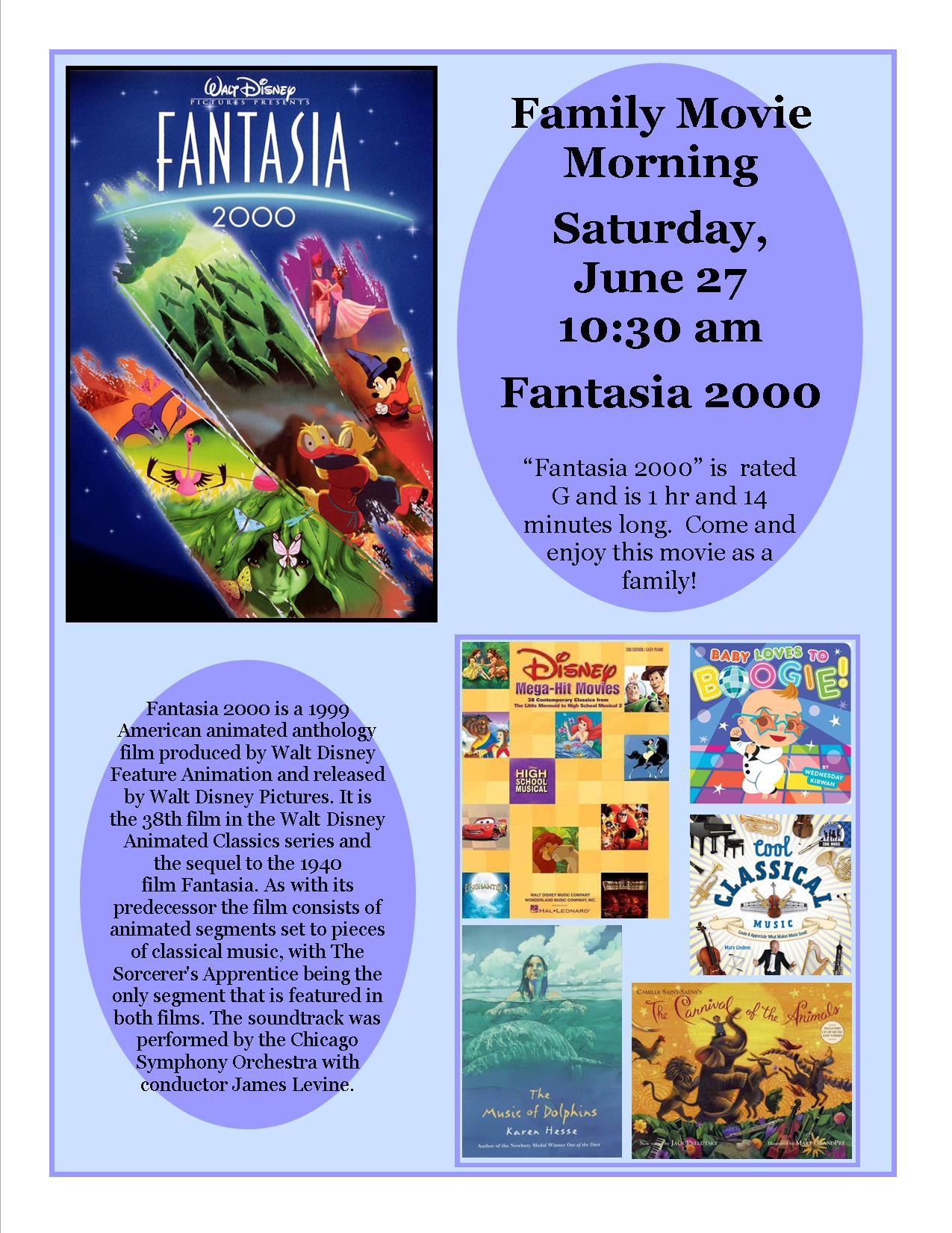 fantasia web poster
