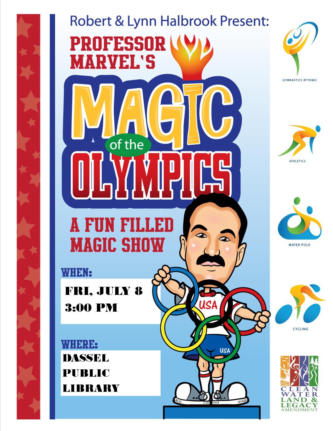 Magic of the Olympics-Dassel