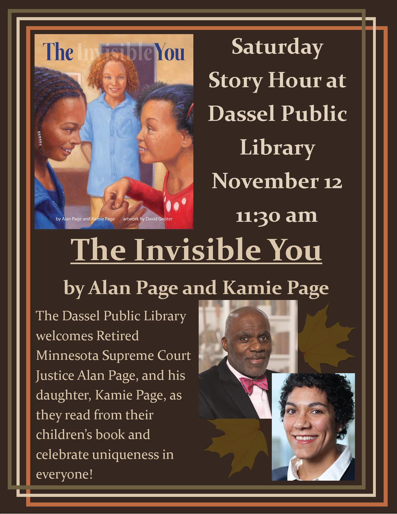 the-invisible-you-dassel-poster